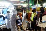 Tim Gabungan Polres Sumbawa patroli KRYD dan tes acak swab antigen