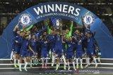 Daftar juara Liga Champions: Chelsea dua trofi