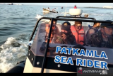 Seorang nelayan hilang di Teluk Jakarta