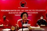 Megawati: Kantor PDI Perjuangan merupakan rumah rakyat