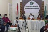 Menag jadikan KUA Biringkanaya Makassar percontohan pusat layanan keagamaan