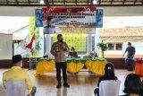 Kabid Humas Polda Lampung jadi narasumber pembinaan ideologi Pancasila