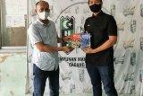 Arief Rosyid Luncurkan Dua Buku Kado Erick Thohir Dari Ranah Minang