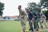 Prajurit AS terkesan dengan keramahan TNI saat ikuti latihan bersama