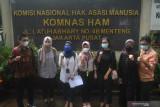 AJI mendesak Presiden Jokowi selesaikan polemik TWK pengawai KPK