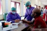 Vaksinasi massal di Kalteng sebagai tindak lanjut instruksi presiden