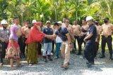 Sekuriti Semen Padang gelar kegiatan sosial dan serahkan zakat di Batu Gadang