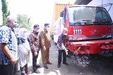 Menkop UKM lepas ekspor briket dari Makassar ke Jordania