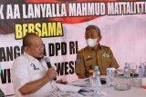LaNyalla paparkan strategi DPD RI dalam mendukung pemulihan pascagempa Sulbar