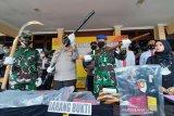 Preman nantang perwira TNI di Garut diancam 10 tahun penjara