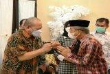 Gubernur sampaikan kondisi Sulbar pascagempa kepada Ketua DPD RI
