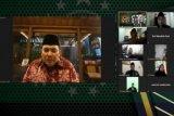 Sekjen PBNU dan Anwar Ibrahim hadiri halal bi halal secara virtual di Kuala Lumpur