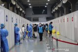 China kembangkan dosis ketiga setelah vaksinasi hampir separuh jumlah penduduknya