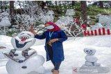 Pengunjung objek wisata di Lawu Park Tawangmangu meningkat