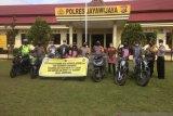 Warga apresiasi Polres Jayawijaya temukan 293 motor curian