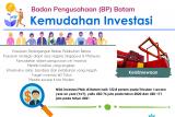 Infografik: Kemudahan Investasi di Batam