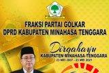 14 Tahun Minahasa Tenggara, Komitmen Partai Golkar Mewujudkan Kesejahteraan Rakyat
