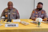 Densus 88 Antiteror dan Polda Papua bongkar jaringan teroris