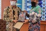 Kunjungi Jabar, Wagub Audy targetkan merit sistem Sumbar tuntas 1 tahun