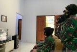 Kreativitas personel Lantamal VI Makassar peringati Hari Lahir Pancasila