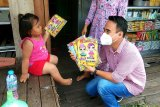 Gerakan Sembako Buku warnai peringatan Hari Lahir Pancasila di Kalteng