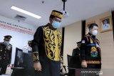 Gubernur Kaltara Gunakan Baju Bulungan Saat Upacara Hari Lahir Pancasila