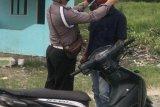 Polsek Batang Gansal, Inhu, ajak warga gunakan masker