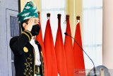 Kakanwil Kemenkumham Sulsel ikuti upacara Peringatan Hari Lahir Pancasila