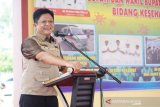 OKU Timur meluncurkan program satu perawat satu desa