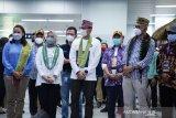 Tarian animal pop komodo untuk promosi Labuan Bajo