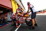 Federal Oil Indonesia harapkan tim FOGM2 bangkit di Moto2 Catalunya