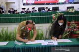 Pemkab Minahasa-Unsrat dorong peningkatan sektor pertanian
