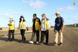 Dukung Superbike, PUPR: Bypass Bandara Lombok harus tuntas September 2021