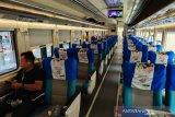KAI Semarang tambah fitur layanan mandiri di dua stasiun