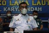 Tim KNKT investigasi kapal KM Karya Indah yang terbakar