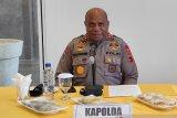 Kapolda Papua sebut empat orang jadi perekrut terduga teroris di Merauke