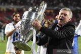 Madrid resmi tunjuk Carlo Ancelotti lagi sebagai pelatih