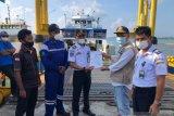BPTD IV terbitkan Surat Persetujuan Berlayar di Kepri