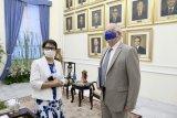 Indonesia-EU sepakat dorong akses vaksin yang adil dan merata melalui COVAX