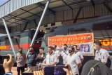 Empat pelaku curas asal Jabung menyerahkan diri ke Polda Lampung