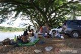 Objek Wisata Tubohan Kabupaten OKU ramai dikunjungi wisatawan