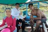 Ketua PRSI Lampung berikan dukungan atlet OWS