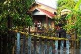 Polisi selidiki kasus pembunuhan seorang wanita di rumah kosong tanpa kepala