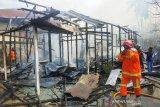 Kebakaran hanguskan rumah ketua RT di Sampit
