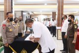 Polda Kalteng perkuat kerja sama penegakan hukum bagi pelaku karhutla