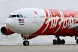 Penerbangan berjadwal AirAsia dihentikan sementara sampai 30 September