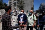 Israel mengebom lokasi Hamas di Gaza, pembalasan  atas balon api