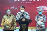 Menteri ESDM sebut akan kurangi kuota BBM jenis Premium di Jawa-Madura-Bali