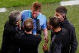 Kevin de Bruyne belum pasti ikut Euro 2020, kata pelatih Martinez