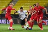 Jerman meski dominan tapi hanya bermain imbang 1-1 lawan Denmark